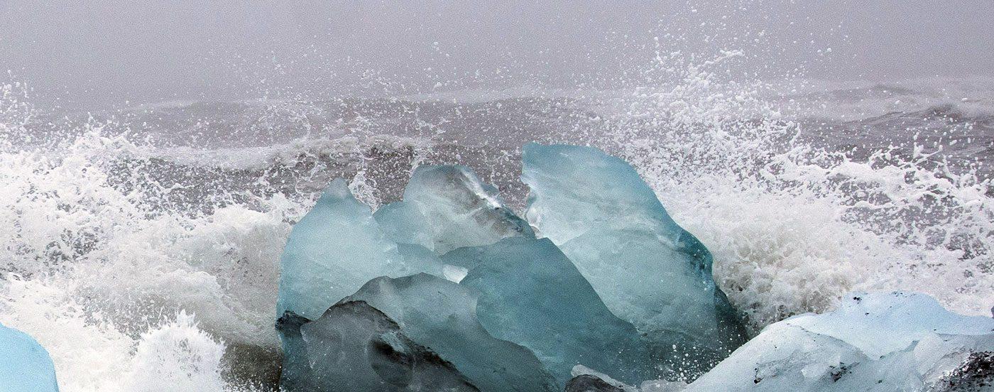 glacier islande jokulsarlon