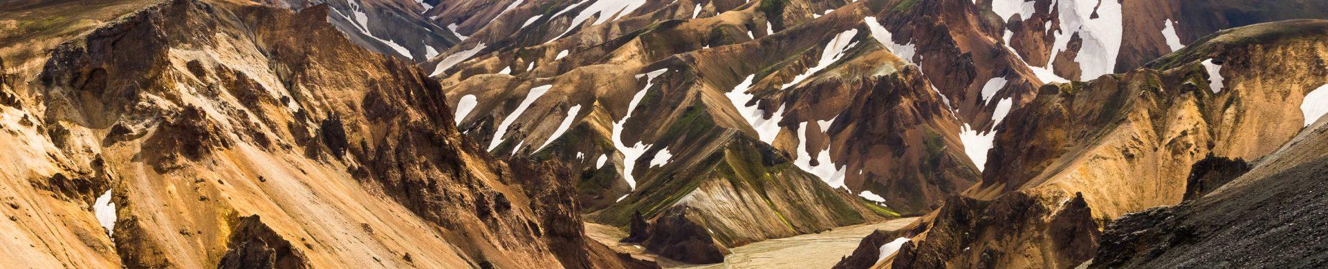 Sur les pistes d'islande
