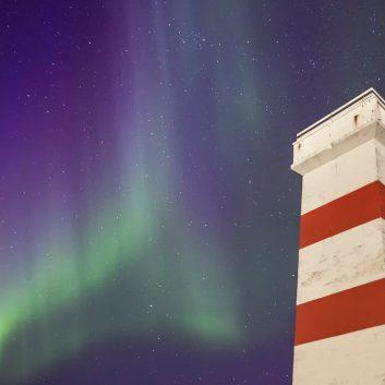 Observation des aurores boréales