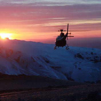Survoler l'Islande en hélicoptère