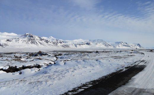 Le Parc National du Snæfellsjökull