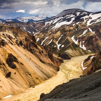 landmannalaugar autotour islande