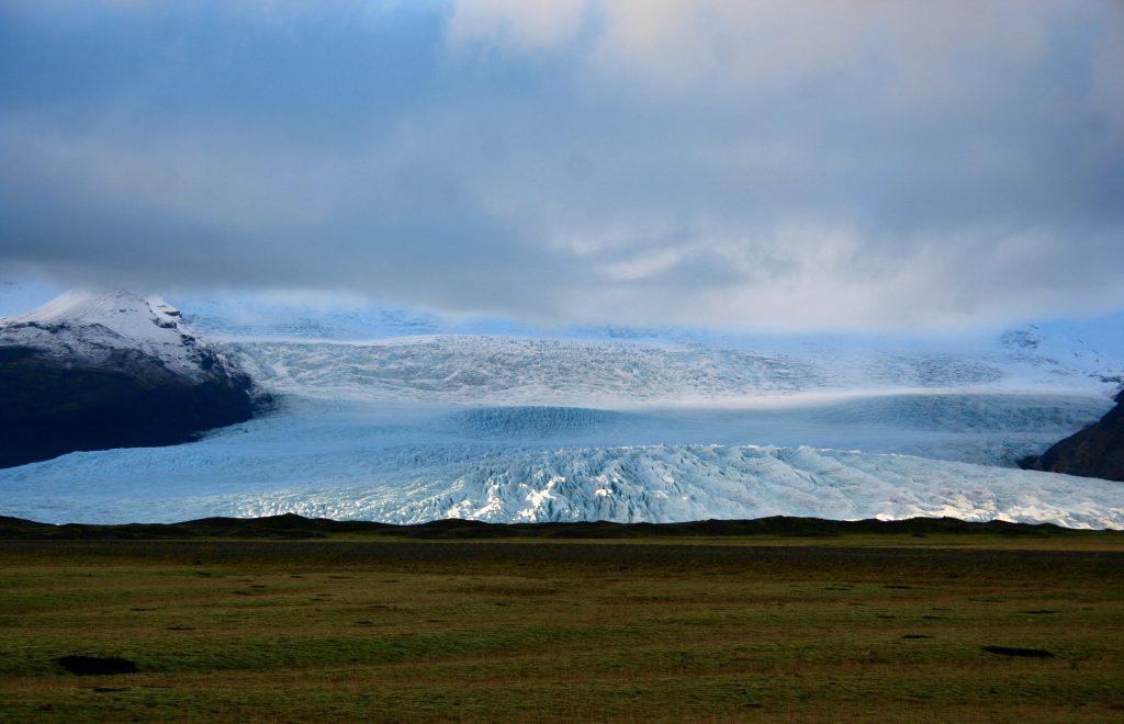Glacier du Vatnajökull en Islande