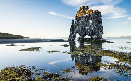 Hvítserkur - péninsule de Vatnsnes
