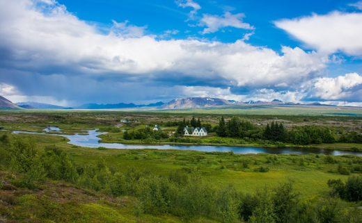 Parc national de Þingvellir dans le Cercle d'Or