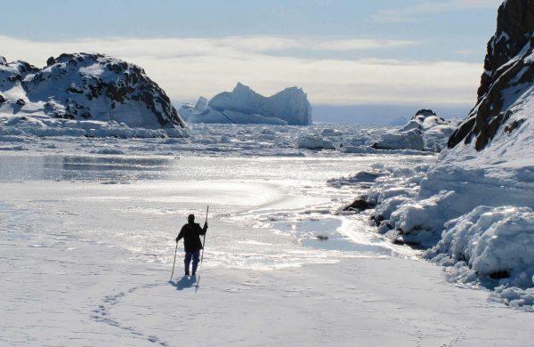 paysage glacier groenland