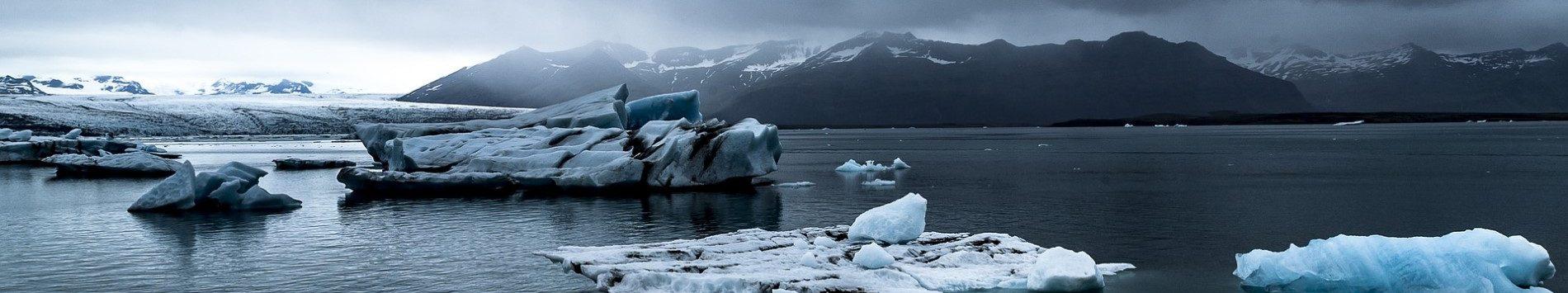 Image glacier Islande