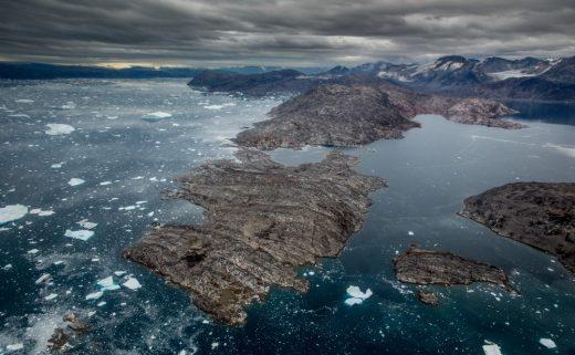 Sermilik Icefjord ©Mads Pihl